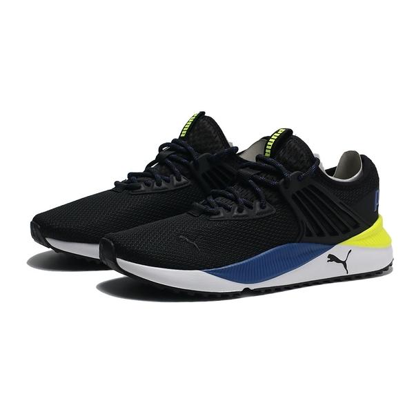 PUMA 休閒鞋 PACER FUTURE 黑 網布 運動 慢跑 男 (布魯克林) 38099001