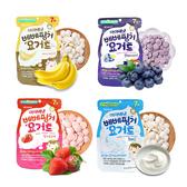 【IVENET艾唯倪】優格豆豆餅 (原味/香蕉/草莓/藍莓) 含活性乳酸菌【韓國原裝】