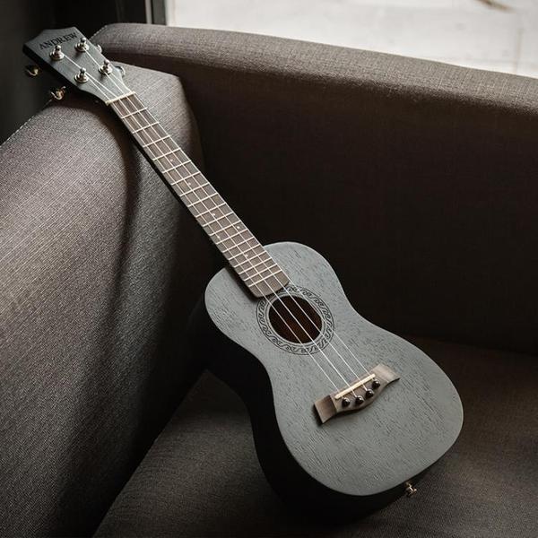 烏克麗麗 安德魯尤克里里初學者兒童成人女23寸烏克麗麗21寸小吉他入門單板 莎瓦迪卡
