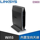 【南紡購物中心】Linksys 雙頻 AC1200 Mesh Wifi5 路由器(E5600)