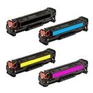 HP CF400A~CF403A(201A)原廠碳粉匣(4色組合) 適用:M252n/M252dw/M274n/M277dw/M277n(原廠品)◆永保最佳列印品質