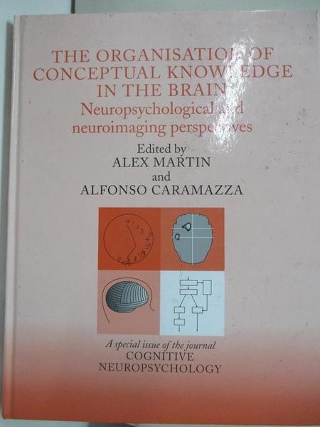 【書寶二手書T1/大學理工醫_KFW】The Organisation of conceptual knowledge…