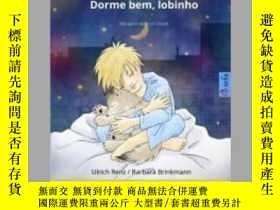 二手書博民逛書店Sleep罕見Tight, Little Wolf - Dorme bem, lobinho. Bilingual