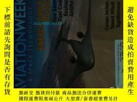 二手書博民逛書店AVIATION罕見WEEK & SPACE TECHNOLOGY MAGAZINE 2014 02 17 航空周