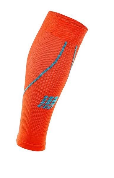 CEP 【歐洲第一品牌】壓縮腿套 -  夕陽橘/夏威夷藍