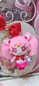 小花花日本精品美少女戰士悠悠卡交通卡絨毛玩偶娃娃吊飾包包掛飾~8