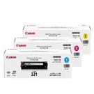【三彩一組】Canon CRG-331 彩 原廠碳粉匣 適用MF8280cw MF628cw 機型
