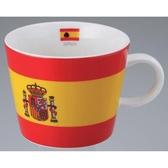 世界國旗西班牙馬克杯058 609