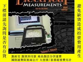 二手書博民逛書店Introduction罕見To Electrical Measurements-電氣測量導論Y436638