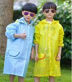 雨衣 卡通寶寶兒童雨衣男童女童雨衣寶寶小童雨披韓國時尚動物造型 WE437『優童屋』