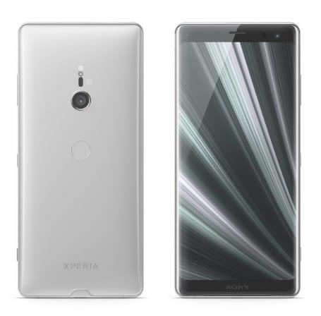 索尼 XZ3 / Sony Xperia XZ3 H9493 64G 6吋 4G雙卡雙待 AI側邊操控影音旗艦機 / 現金價【銀】