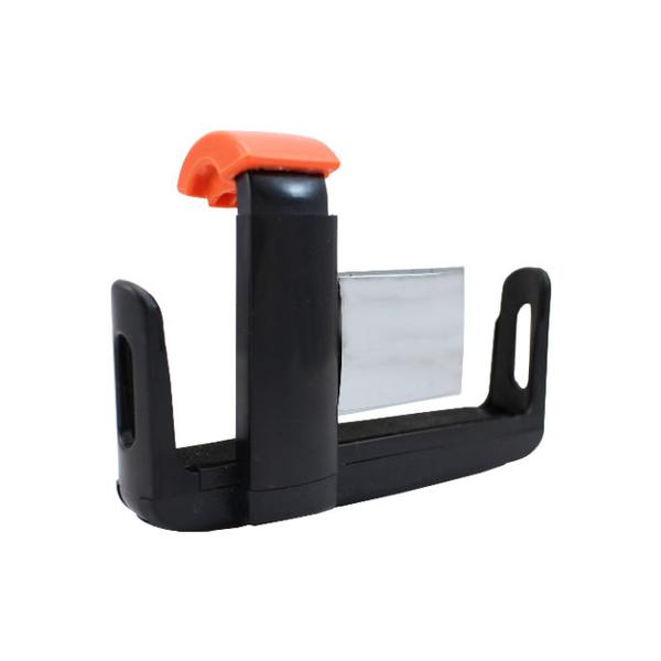 自拍桿專用 L型手機夾+鏡子 藍芽自拍桿 自拍器 自拍神器 相機腳架 雲台支架 手機架三腳架 L夾