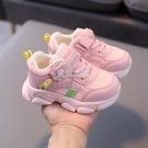 運動鞋 1-5歲寶寶機能鞋3兒童運動鞋透氣網鞋男童女童小童鞋子 快速出貨