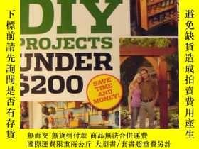 二手書博民逛書店The罕見Family Handyman DIY Project