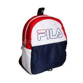 Fila 後背包 Mini Backpack 藍 白 紅 女款 兒童款 迷你背包 【PUMP306】 BPT9017BU