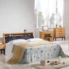 床架【時尚屋】[UZ6]泓昌優植5尺雙人床UZ6-42-1+42-2不含床頭櫃-床墊/免運費/免組裝/臥室系列