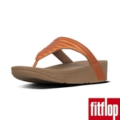 熱銷推薦5折【FitFlop】LULU PADDED TOE THONGS(橙色)