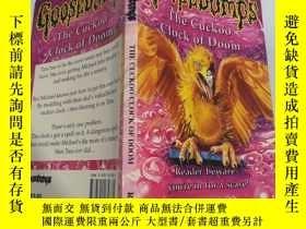 二手書博民逛書店the罕見cuckoo clock of doom 末日的布谷鳥鐘Y200392