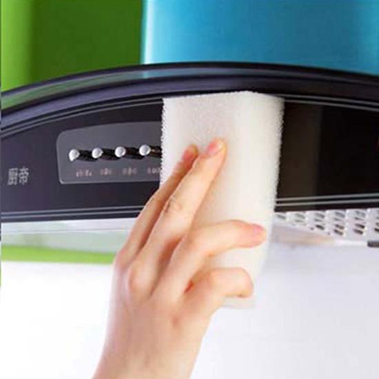 洗車 廚房清潔 百潔布 海綿刷 清潔刷 餐具 泡沫 洗碗巾 磨砂 仿絲瓜海綿◄ 生活家精品 ►【Z007】