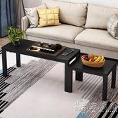 現代簡約拉克邊桌茶幾客廳多功能沙發邊幾角幾迷你方幾創意小方桌  igo 小時光生活館