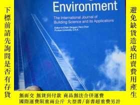 二手書博民逛書店Building罕見and Environment Volume