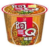 阿Q桶麵紅椒牛肉風味101g*12碗(箱)【愛買】