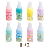 【角落生物 香香豆】角落生物 香水粒 香香豆 奶瓶造型 日本正版 該該貝比日本精品