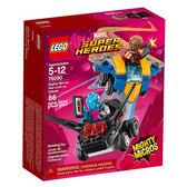 樂高積木LEGO 超級英雄 迷你車系列 76090 星爵vs.涅布拉