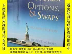 二手書博民逛書店Futures,Options,&罕見Swaps PLUS 1