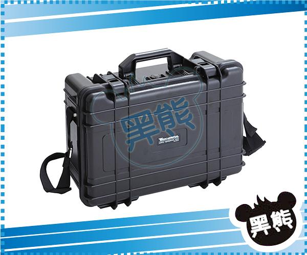 黑熊館 WONDERFUL 萬得福 PC-4317 氣密箱 中型箱