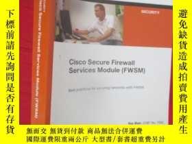 二手書博民逛書店Cisco罕見Secure Firewall Services