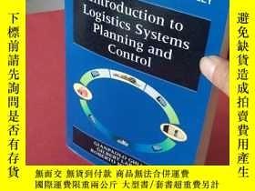 二手書博民逛書店Introduction罕見To Logistics Syste