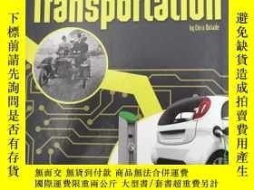 二手書博民逛書店The罕見History of Transportation (