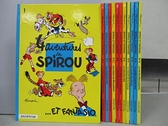 【書寶二手書T7/少年童書_JU7】Spirou Et Fantasio_1~12冊合售