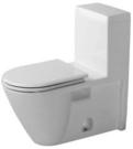 【麗室衛浴】德國頂級 DURAVIT STARCK2  016301 單體馬桶客戶更換超級馬桶便宜託售