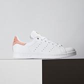 Adidas Originals Stan Smith 女款 白粉 麂皮 經典復古 休閒鞋 EG5791