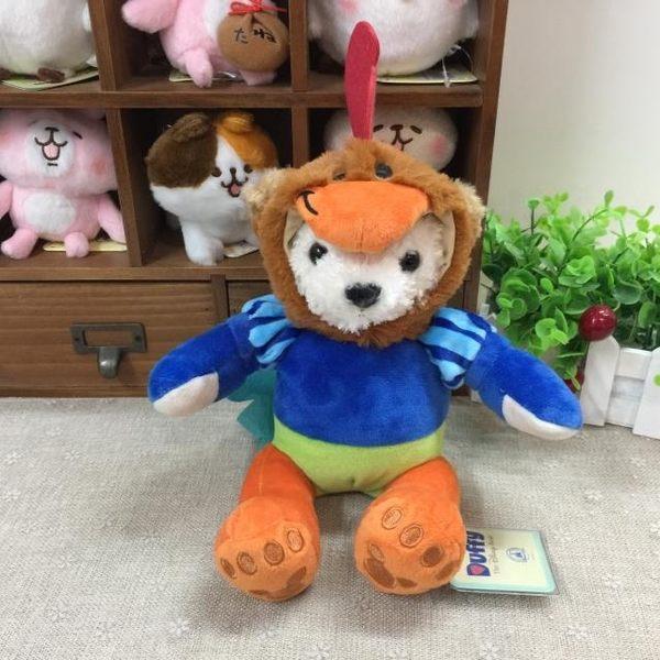 日本新款可愛十二生肖達菲熊DUFFY BEAR毛絨玩具公仔抓機布娃娃 城市玩家