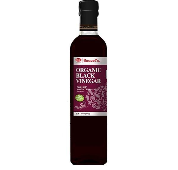 味榮 有機烏醋 500ml/瓶