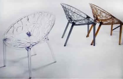【南洋風休閒傢俱】-XH-8062塑料造型椅、餐廳用椅 民宿用椅 居家用椅 造型椅 時尚椅(522-6)