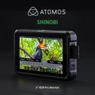 黑熊館 ATOMOS - Shinobi 高亮度監視螢幕 5.2吋 HDMI ATOMSHBH01 4K外接式螢幕