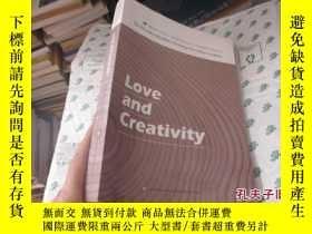 二手書博民逛書店新英才教育主張罕見love and creativity ( 英
