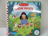 【書寶二手書T1/少年童書_BOR】First Stories: Snow White_Dan Taylor