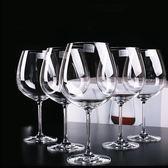 肖特紅酒杯進口水晶高腳大號勃艮第葡萄酒杯子家用套裝 店家有好貨yi