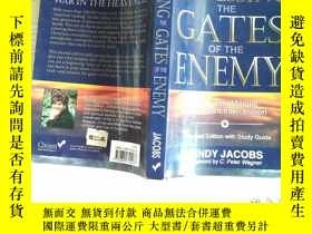 二手書博民逛書店POSEEIN罕見THE GATES OF THE ENEMY·