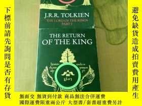 二手書博民逛書店The罕見Return of the King (The Lord of the Rings, Part2、3)[