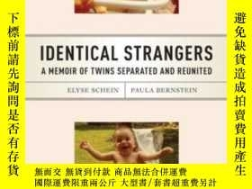 二手書博民逛書店Identical罕見StrangersY255562 Elyse Schein Random House T