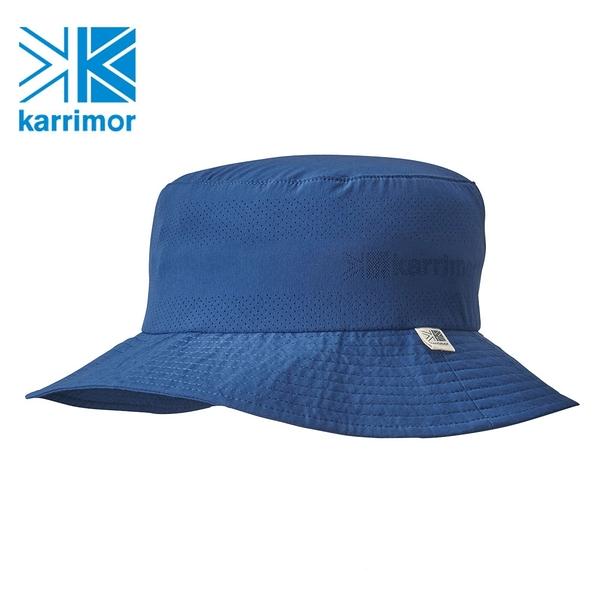 日系[ Karrimor ] Trek Hat 透氣彈性圓盤帽 皇家海軍藍