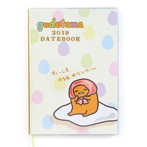 【震撼精品百貨】2019年曆~Sanrio 蛋黃哥 2019年曆手冊(B6)#31203