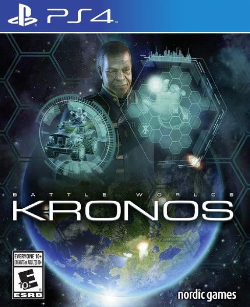 PS4 世界之戰:克羅諾斯(美版代購)