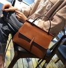 手提包包包新款潮秋季女士大容量斜挎包時尚真皮手提包氣質女包 快速出貨
